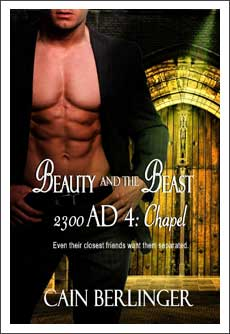 Beauty and the Beast 2300 AD Vol. 4 Chapel