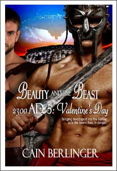 Beauty and the Beast 2300 AD Vol. 5: Valentine's Day